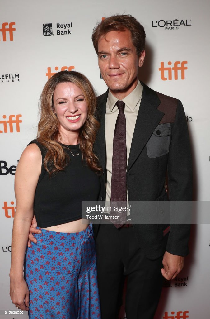 Kate Arrington and Michael Shannon attend Fox Searchlight's 'The Shape Of Water' TIFF Screening at Elgin and Winter Garden Theatre Centre on September 11, 2017 in Toronto, Canada.