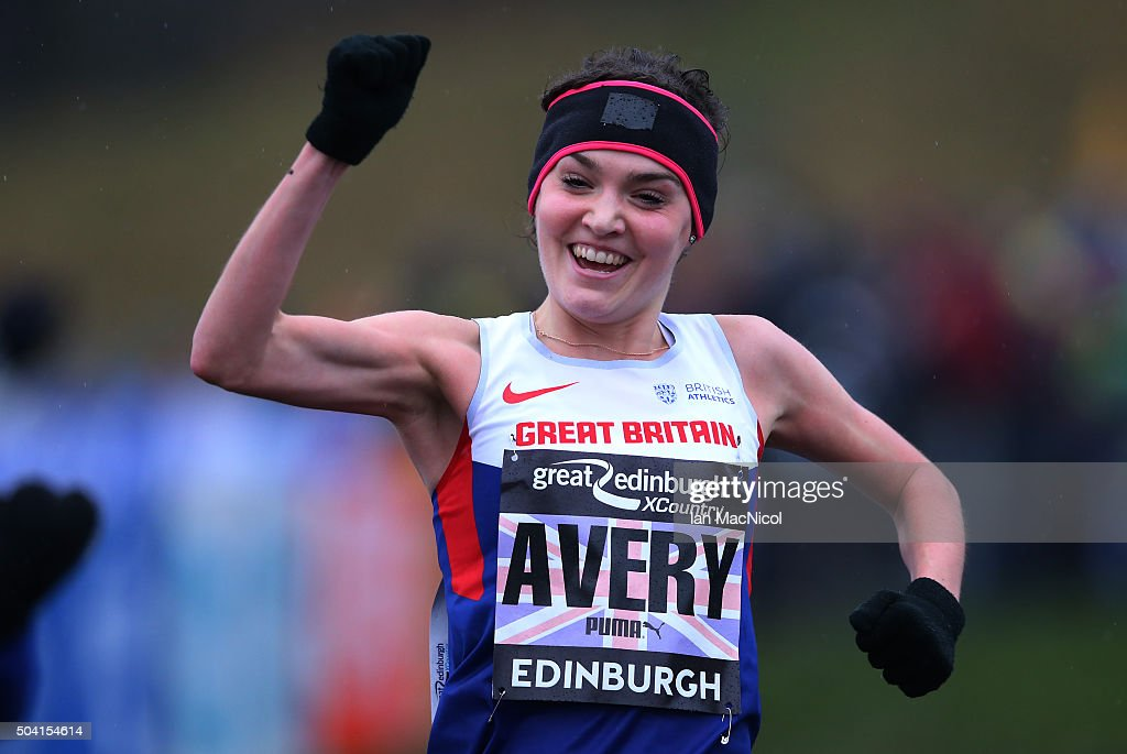 Great Edinburgh X Country : News Photo