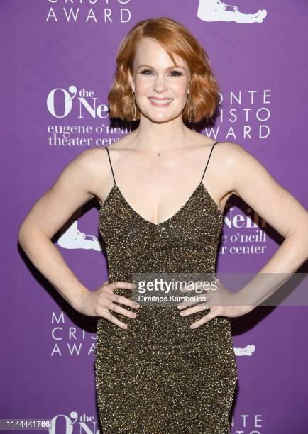 Kate Baldwin attends 19th Annual Monte Cristo Awardat Edison Ballroom on April 22 2019 in New York City