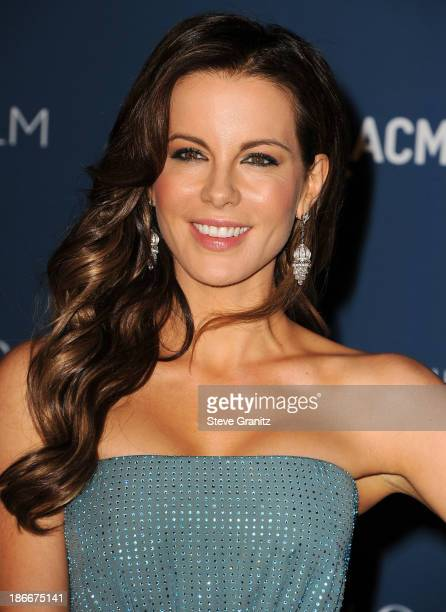 Kate Beckingsale arrives at the LACMA 2013 Art + Film Gala at LACMA on November 2, 2013 in Los Angeles, California.
