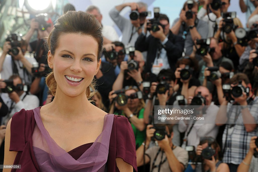 Kate Beckinsale at the Jury Photocall during the 63rd Cannes International Film Festival.