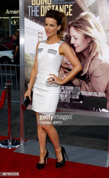 Kate Beckinsale at the Los Angeles Premiere of 'Going The Distance' held at the Grauman's Chinese Theater in Los Angeles USA on August 23 2010