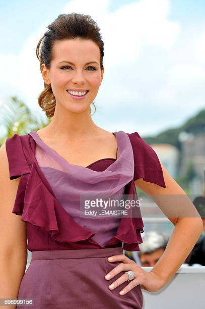 Kate Beckinsale at the photo call for Members of the Jury during the 63rd Cannes International Film Festival