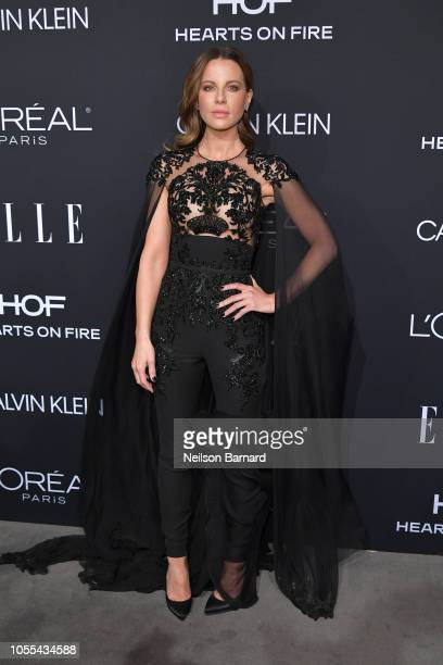 Kate Beckinsale attends ELLE's 25th Annual Women In Hollywood Celebration presented by L'Oreal Paris Hearts On Fire and CALVIN KLEIN at Four Seasons...