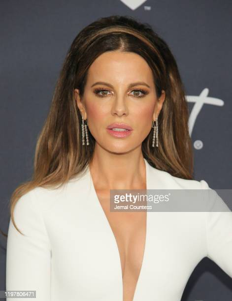 Kate Beckinsale attends the 21st Annual Warner Bros. And InStyle Golden Globe After Party at The Beverly Hilton Hotel on January 05, 2020 in Beverly...
