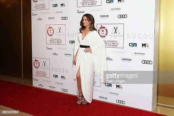 Kate Beckinsale attends the Critics' Circle Film Awards at The Mayfair Hotel on January 22 2017 in London England