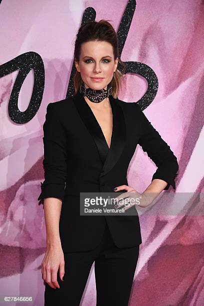 Kate Beckinsale attends The Fashion Awards 2016 on December 5 2016 in London United Kingdom
