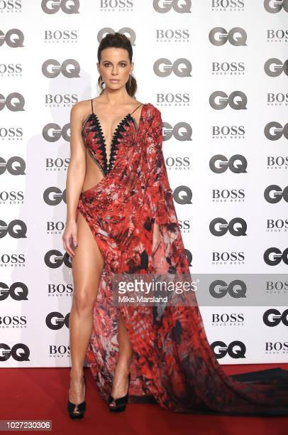 Kate Beckinsale attends the GQ Men of the Year awards at Tate Modern on September 5 2018 in London England