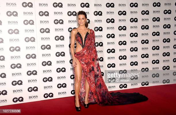 Kate Beckinsale attends the GQ Men of the Year awards at the Tate Modern on September 5 2018 in London England