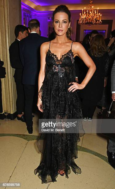 Kate Beckinsale attends The London Evening Standard British Film Awards at Claridge's Hotel on December 8 2016 in London England