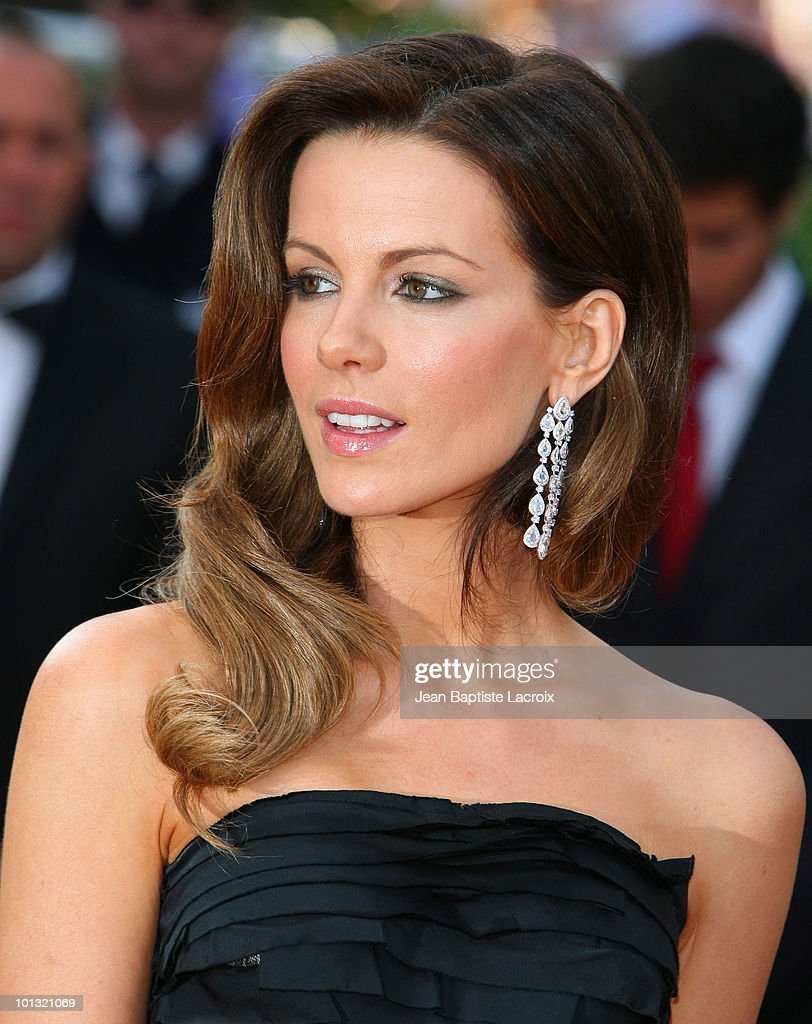 Kate Beckinsale attends the Palme d'Or Closing Ceremony held at the Palais des Festivals during the 63rd Annual International Cannes Film Festival on May 23, 2010 in Cannes, France.