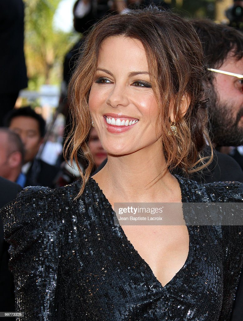 Kate Beckinsale attends the premiere of 'Biutiful' held at the Palais des Festivals during the 63rd Annual International Cannes Film Festival on May 17, 2010 in Cannes, France.