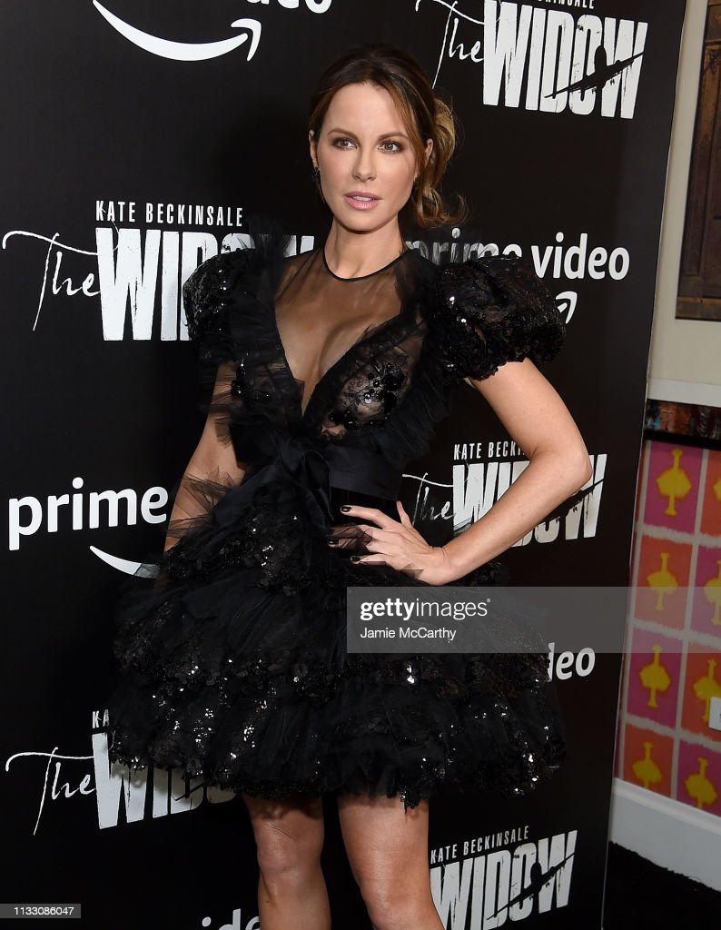 """""The Widow"" New York Premiere : News Photo"