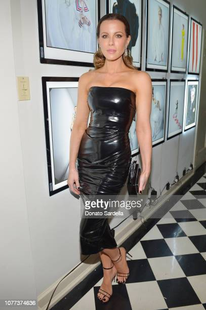 Kate Beckinsale attends W Magazine Celebrates Its 'Best Performances' Portfolio and the Golden Globes with Audi and Giorgio Armani Beauty at Chateau...