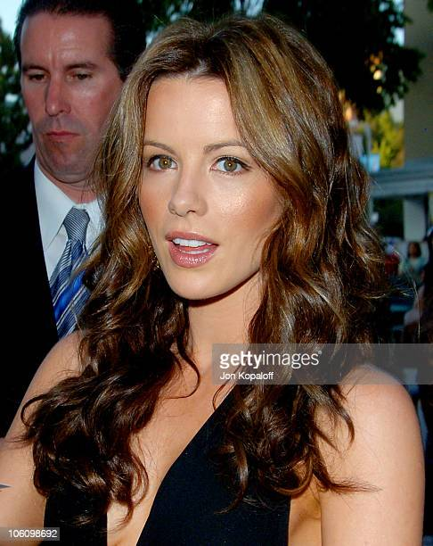 Kate Beckinsale during 'Click' Los Angeles Premiere at Manns Village Theater in Westwood California United States
