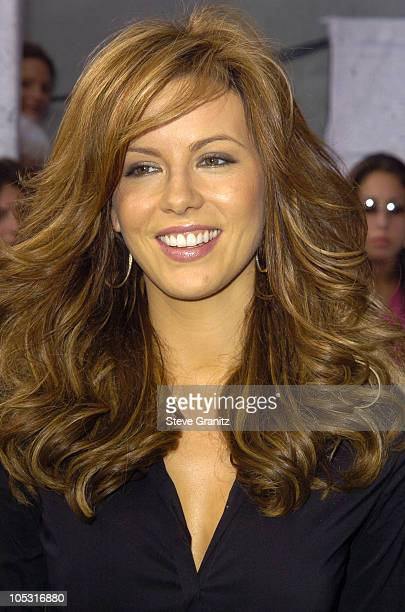 Kate Beckinsale during MTV Movie Awards 2004 Arrivals at Sony Pictures Studios in Culver City California United States