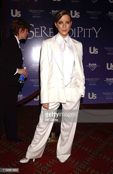 Kate Beckinsale during Serendipity Premiere in New York City at Ziegfeld Theater in New York City New York United States