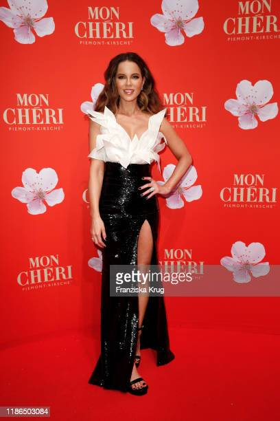 Kate Beckinsale during the Mon Cheri Barbara Tag at Isarpost on December 4 2019 in Munich Germany