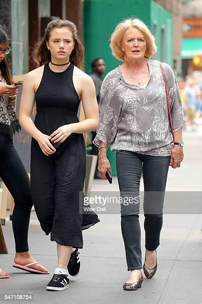 Kate Beckinsale Sighting - July 8, 2016