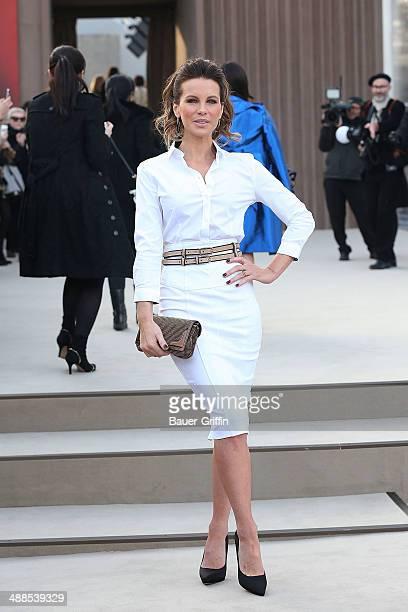 Kate Beckinsale is seen on February 18 2013 in London United Kingdom
