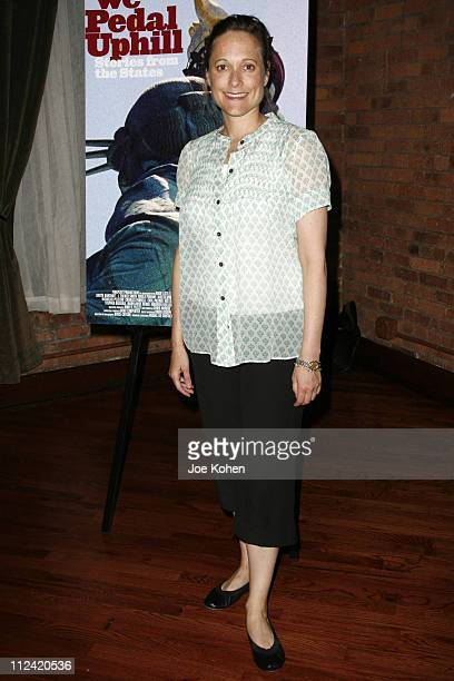 Kate Blumberg during We Pedal Uphill New York Screening at 375 Greenwich Street in New York City New York United States