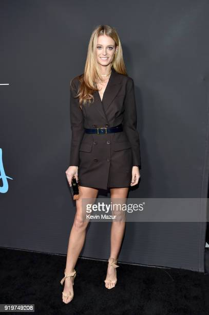 Kate Bock attends GQ's 2018 AllStars Celebration at Nomad Hotel Los Angeles on February 17 2018 in Los Angeles California