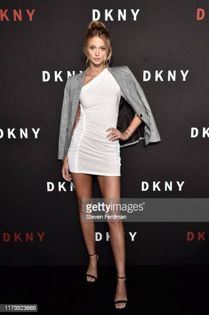Kate Bock attends the DKNY 30th Anniversary party at St Ann's Warehouse on September 09 2019 in New York City