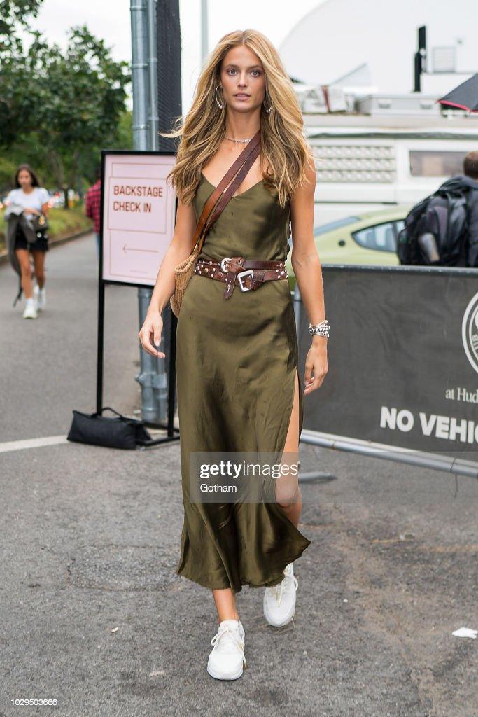 Celebrity Sightings in New York City - September 8, 2018 : News Photo