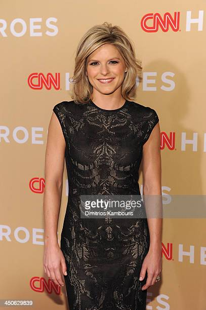 Kate Bolduan attends 2013 CNN Heroes An All Star Tribute at the American Museum of Natural History on November 19 2013 in New York City...