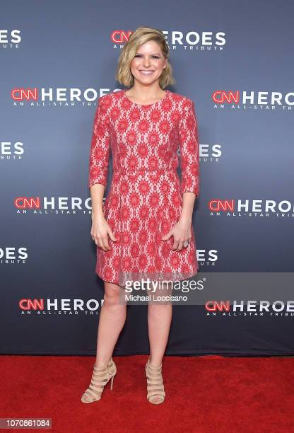 Kate Bolduan attends the 12th Annual CNN Heroes An AllStar Tribute at American Museum of Natural History on December 9 2018 in New York City
