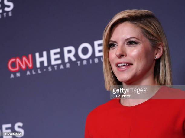 Kate Bolduan attends the 13th Annual CNN Heroes at the American Museum of Natural History on December 08 2019 in New York City