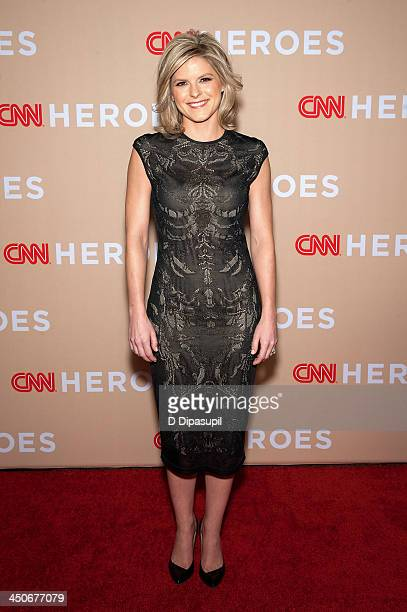Kate Bolduan attends the 2013 CNN Heroes at the American Museum of Natural History on November 19 2013 in New York City