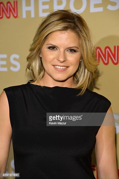 Kate Bolduan attends the 2014 CNN Heroes An All Star Tribute at American Museum of Natural History on November 18 2014 in New York City...