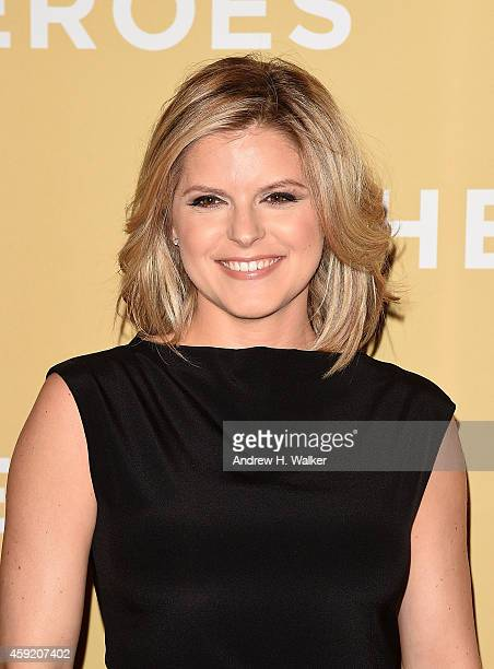 Kate Bolduan attends the 2014 CNN Heroes An AllStar Tribute at the American Museum of Natural History on November 18 2014 in New York City