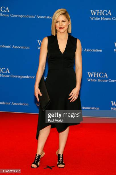 Kate Bolduan attends the 2019 White House Correspondents' Association Dinner at Washington Hilton on April 27 2019 in Washington DC
