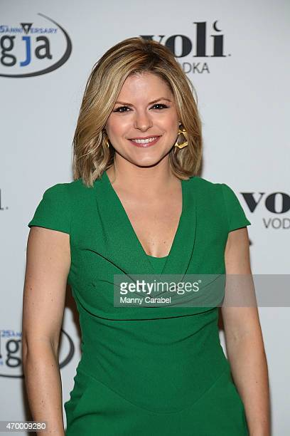 Kate Bolduan attends the 20th Annual NLGJA's Headlines and Headliners at Prince George Ballroom on April 16 2015 in New York City