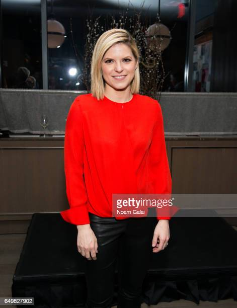 Kate Bolduan attends the Two Turns From Zero book launch event at The Regency Bar and Grill on March 8 2017 in New York City