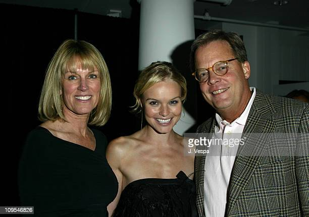 """Kate Bosworth and her parents Patty and Hal during 2003 Toronto International Film Festival - Club Monaco hosts """"Wonderland"""" After-party in Toronto,..."""