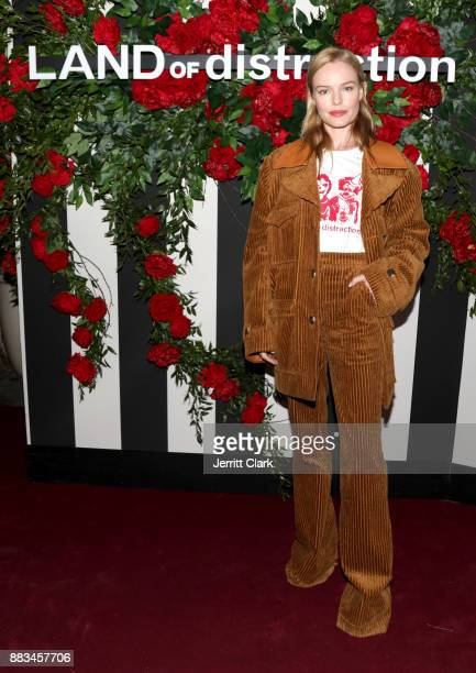 Kate Bosworth at the LAND of distraction Launch Party at Chateau Marmont on November 30 2017 in Los Angeles California
