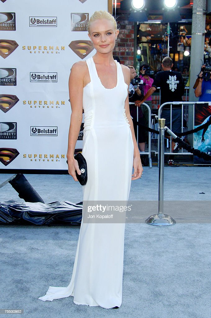 Kate Bosworth at the 'Superman Returns' Los Angeles Premiere - Arrivals at Mann Village and Bruin Theaters in Westwood, California.