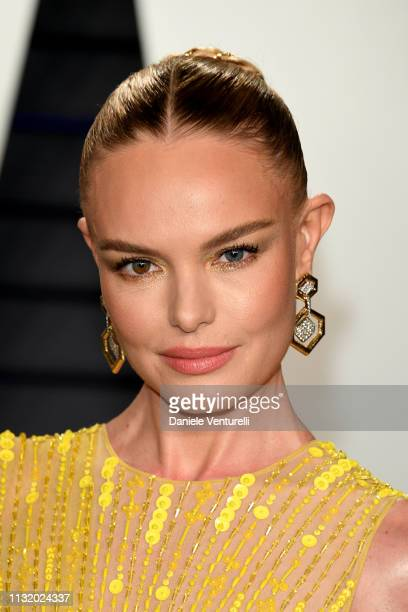 Kate Bosworth attends 2019 Vanity Fair Oscar Party Hosted By Radhika Jones Arrivals at Wallis Annenberg Center for the Performing Arts on February 24...