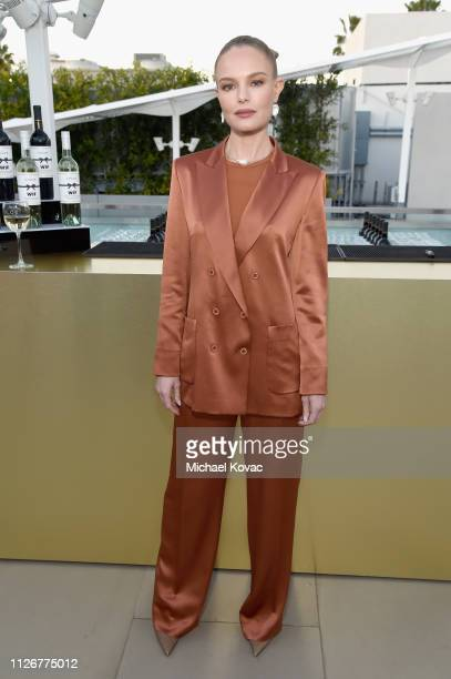 Kate Bosworth attends Chloe Wine Collection Launches Its She Directed Campaign At The 12th Annual Women In Film Oscar Nominees Party at Spring Place...