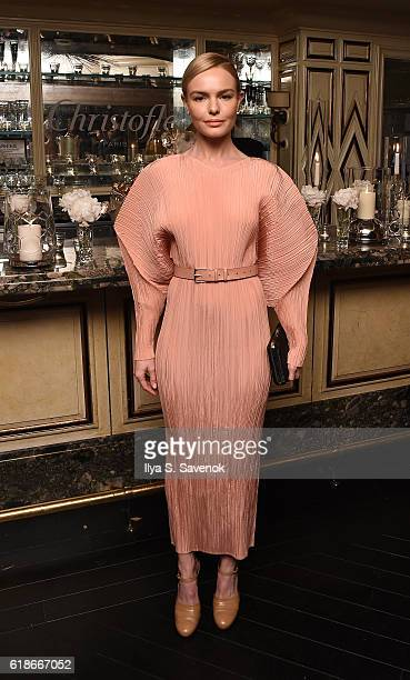 Kate Bosworth attends Christofle and Kate Bosworth Celebrate the Launch of Idole de Christofle The Brand's FirstEver Gold Diamond Jewelry Collection...