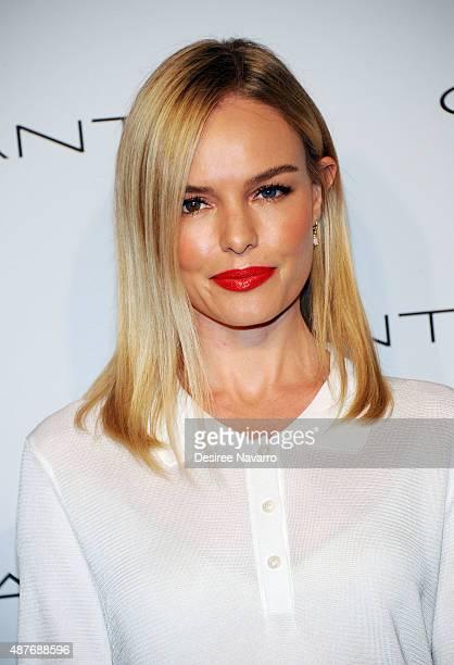 Kate Bosworth attends House of Gant Presentation Spring 2016 New York Fashion Week on September 10, 2015 in New York City.