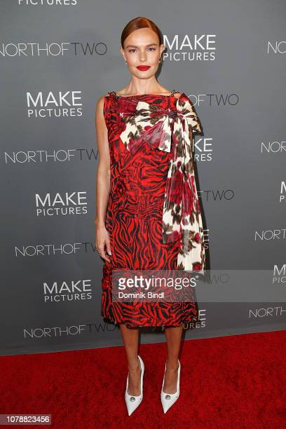 Kate Bosworth attends 'NONA' New York Premiere at Village East Cinema on December 07 2018 in New York City
