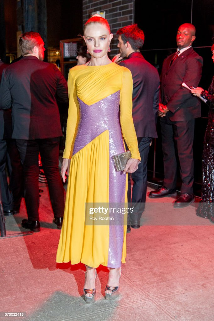 """""""Rei Kawakubo/Comme des Garcons: Art Of The In-Between"""" Costume Institute Gala - After Parties : Photo d'actualité"""