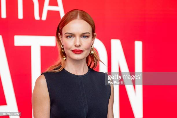 Kate Bosworth attends SAGAFTRA Foundation Conversations Nona With Kate Bosworth at The Robin Williams Center on December 06 2018 in New York City