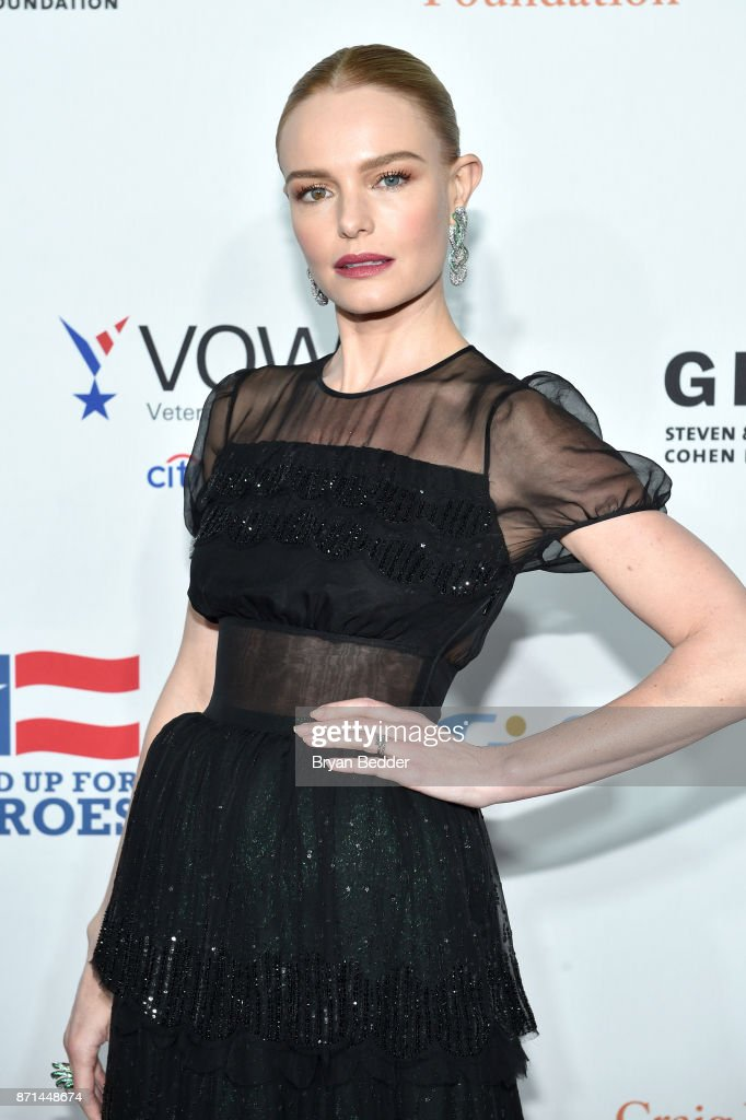 Kate Bosworth attends the 11th Annual Stand Up for Heroes Event presented by The New York Comedy Festival and The Bob Woodruff Foundation at The Theater at Madison Square Garden on November 7, 2017 in New York City.