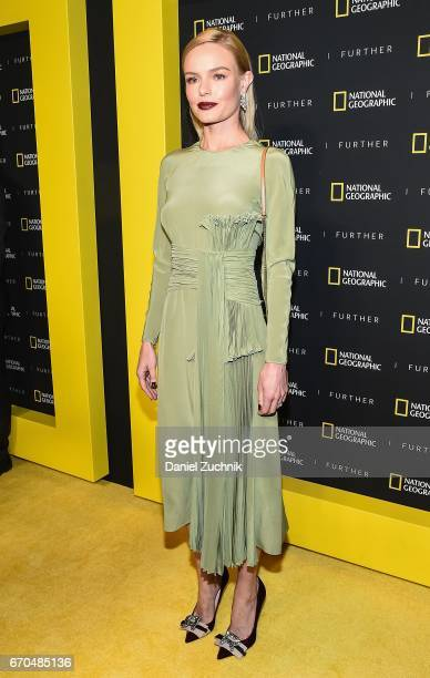 Kate Bosworth attends the 2017 National Geographic FURTHER FRONT at Jazz at Lincoln Center's Frederick P Rose Hall on April 19 2017 in New York City