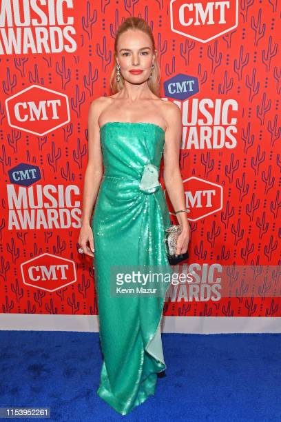 Kate Bosworth attends the 2019 CMT Music Award at Bridgestone Arena on June 05 2019 in Nashville Tennessee